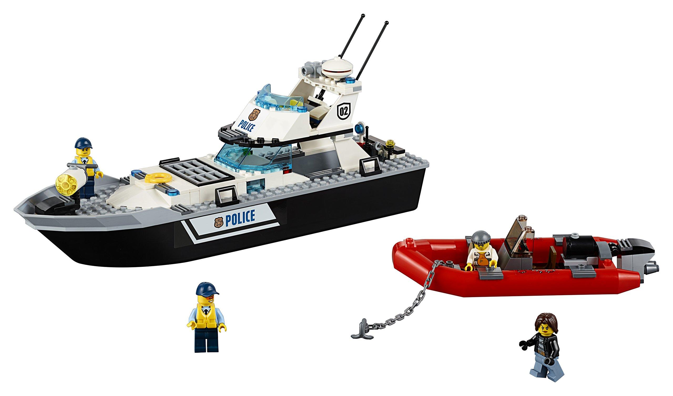 LEGO City Police Patrol Boat 60129 Building Toy | eBay