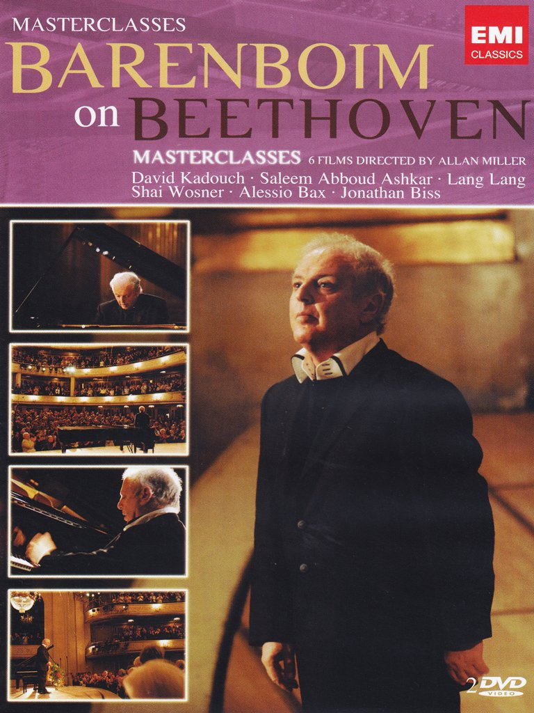 Barenboim on Beethoven Masterclasses [DVD]2枚組  の商品写真