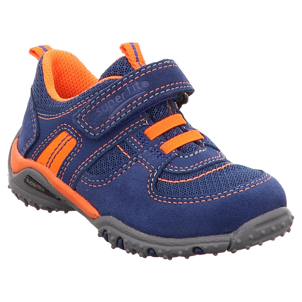 Superfit Sport4 Mini, Baby Boys' Trainers Baby Boys' Trainers 300233_Jungen