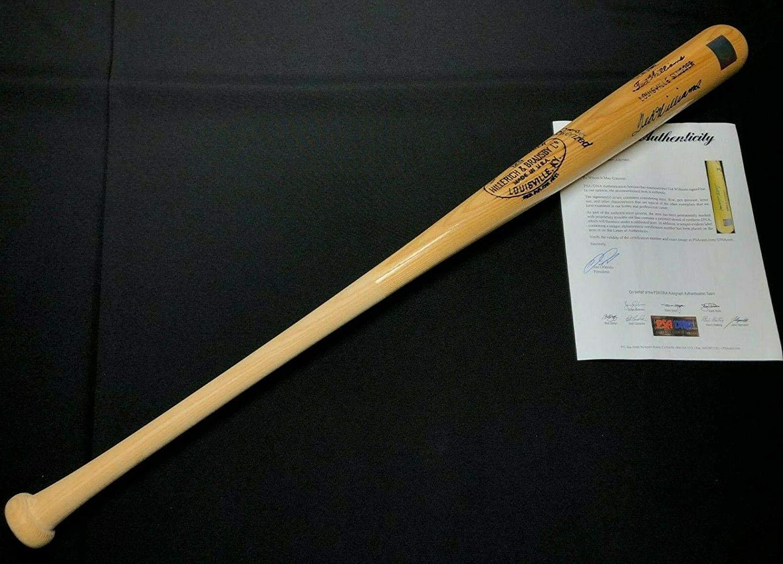 Mini Bat in Excellent Condition Ted Williams Edition 16 Long Louisville Slugger Signature Series