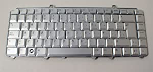New NK764 Genuine OEM Dell Inspiron 1420 1421 1520 1521 1525 1526 XPS M1330 M1530 D9K1E Teclado Latin Spanish Keyboard Replacement Keypad