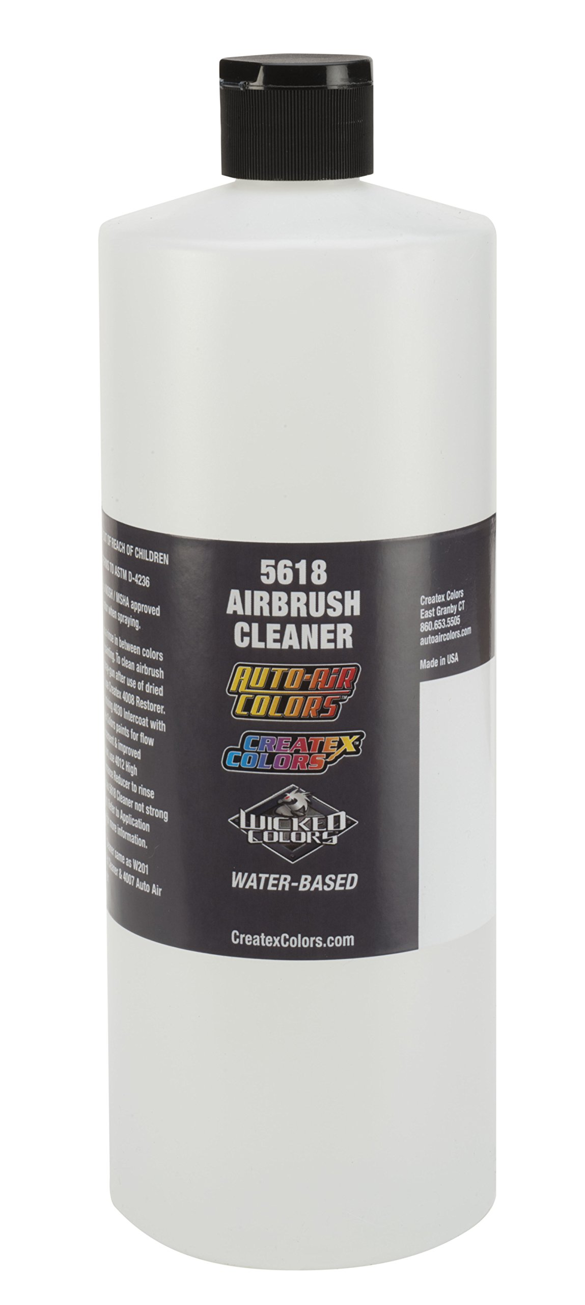 Createx Colors 5618 Airbrush Cleaner 32oz. Size by Createx Colors