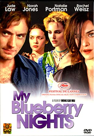 Amazon.com  My Blueberry Night  Norah Jones 53c2ab84e
