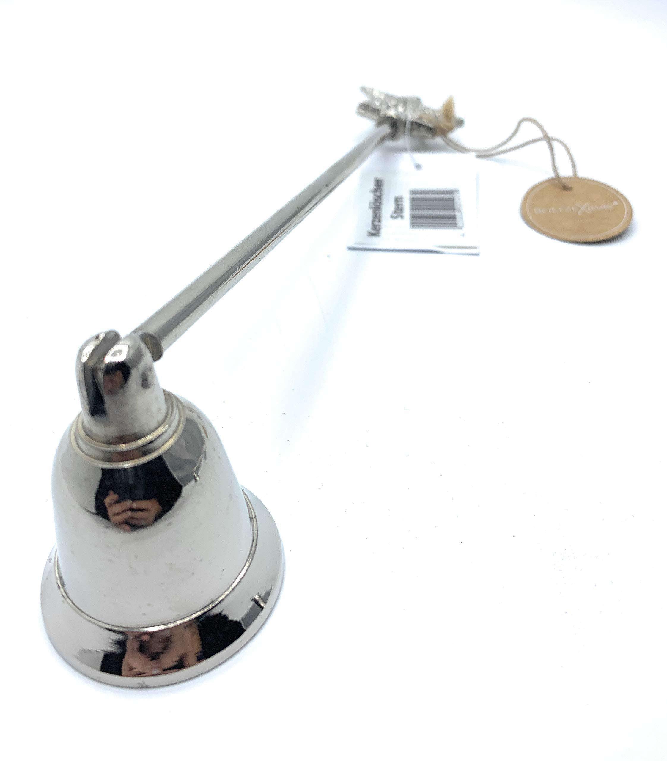 BOLTZE 1461700Candle Extinguisher Elis Alu 29cm Gold