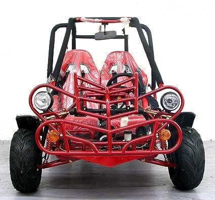 Amazoncom Kandi 150cc 2 Seat Go Kart Kd 150gkc 2 Sports Outdoors