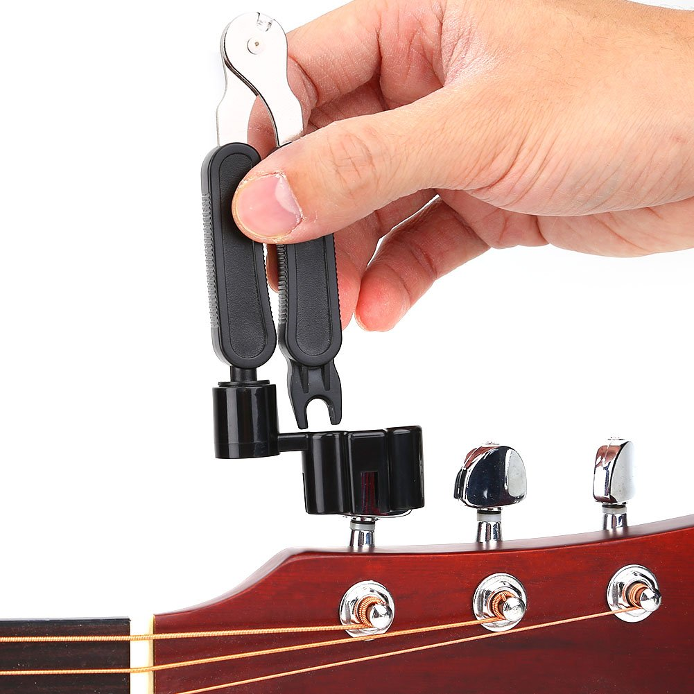 Musical Instruments String Winders ghdonat.com 3 in 1 ...