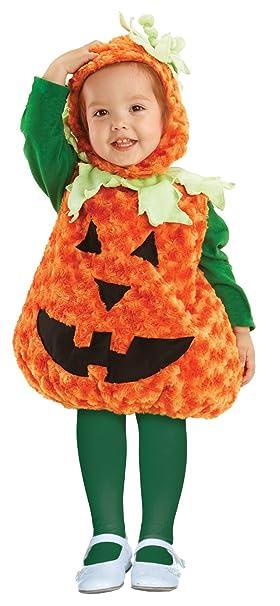 a54b84402a33 Amazon.com  Pumpkin Toddler Costume  Clothing
