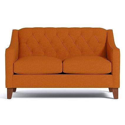 Amazon.com: Jackson Apartment Size Sofa, Sweet Potato, 68