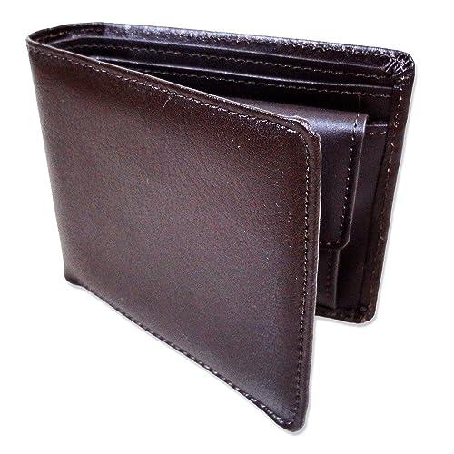 new product aa0e3 1851d Amazon | 財布 メンズ 二つ折り おしゃれ ブランド 革 本革 安い ...
