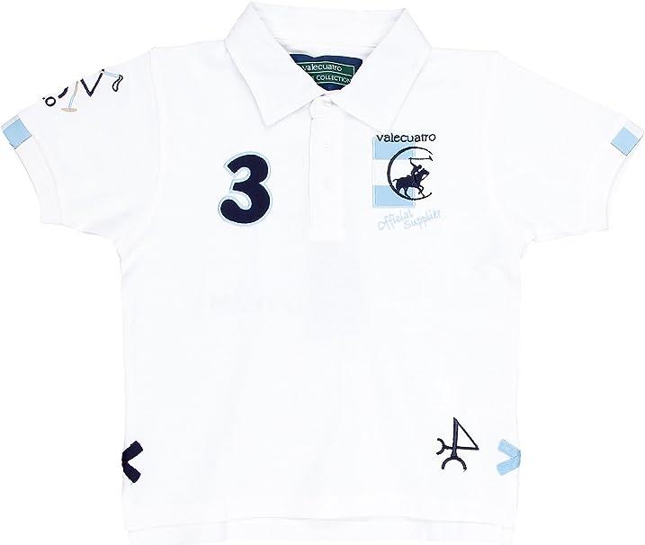 Valecuatro Polo Argentina Caballo Blanco 10 años: Amazon.es: Ropa ...