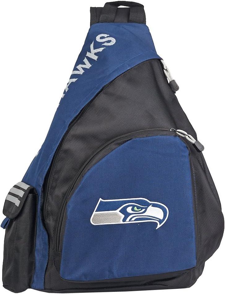 "Officially Licensed NFL ""Leadoff"" Slingbag, Multi Color, 20"""