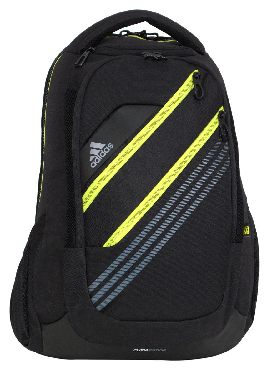 Amazon.com   adidas Climacool Speed 2 Backpack, Black Lab Lime, One Size  Fits All   Exercise Wraps   Sports   Outdoors af3c7ba707