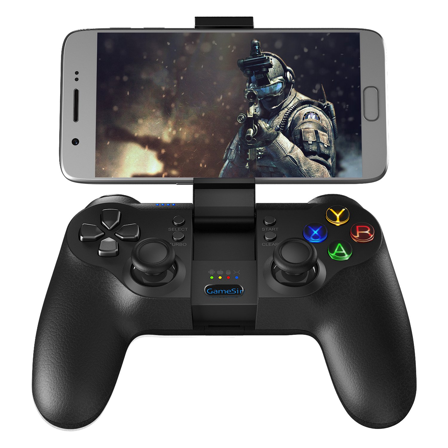Amazon.com: GameSir T1s Gaming Controller 2.4G Wireless Gamepad for ...