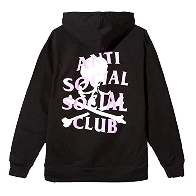 647579dcb580 Anti Social Social Club x mastermind JAPAN MMJ ASSC Hoodie sweater ...