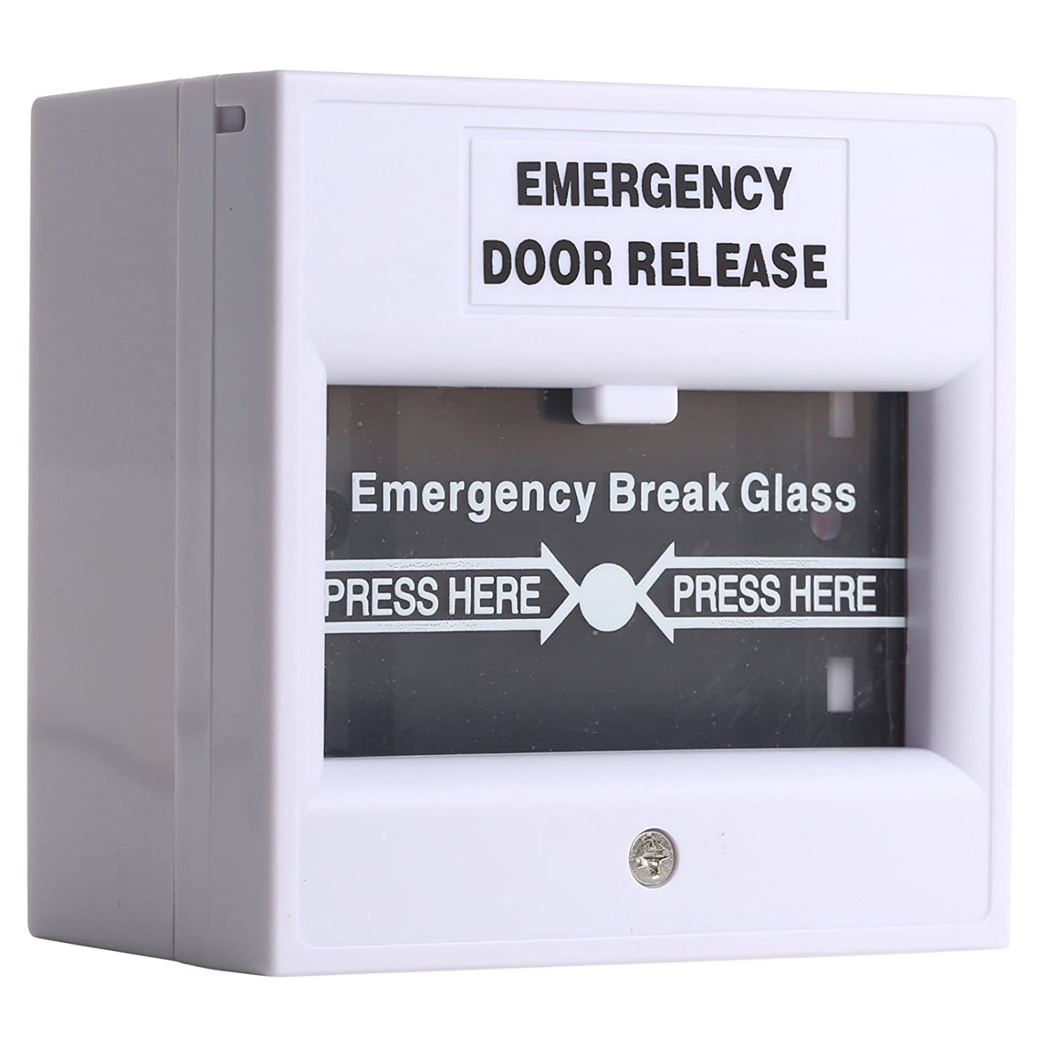 Uhppote Wired Security Switch Break Glass For Fire Alarm Emergency