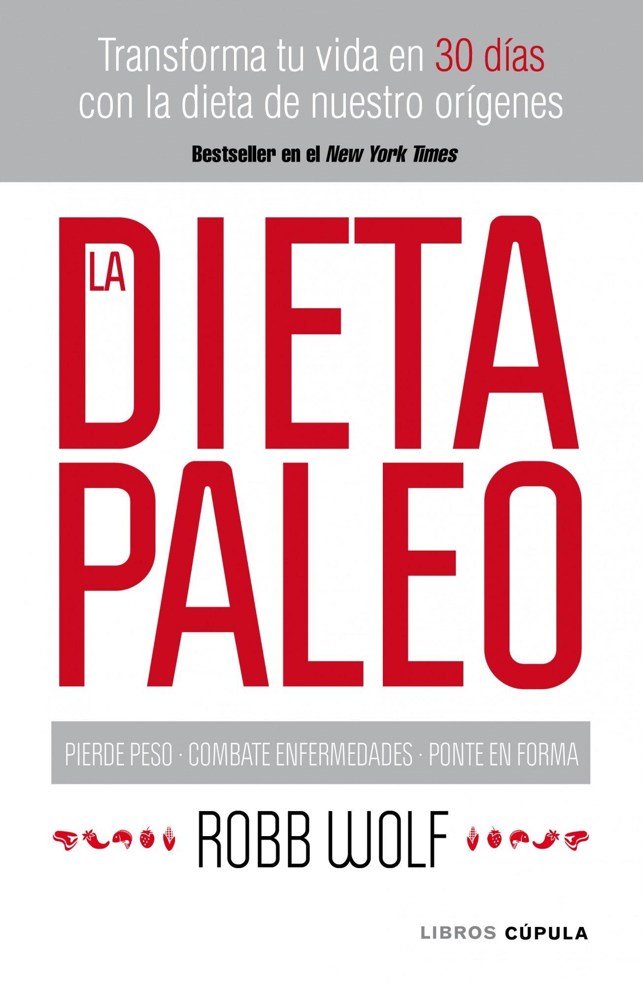 Robo Wolf Paleo dieta para bajar de peso