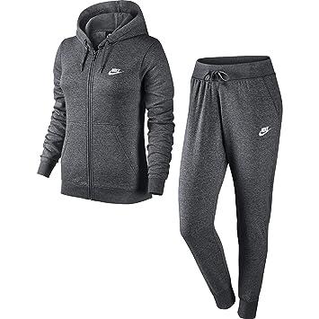 Nike W NSW TRK Suit FLC Veste Femme  Amazon.fr  Sports et Loisirs 6336b7d6a3b