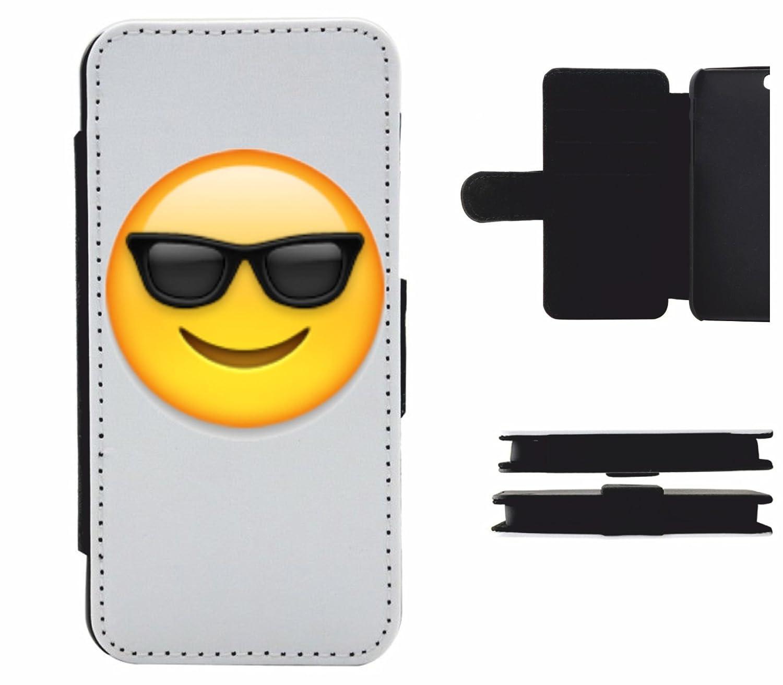 Flip Case Samsung Galaxy S6 Emoji