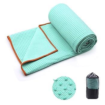 Eunzel Towel Yoga Mat