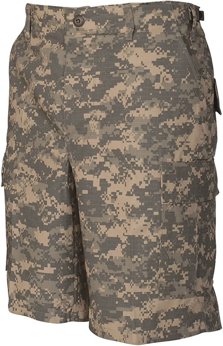 Tru-Spec Men's BDU Zipper Fly Shorts