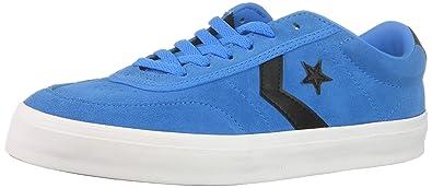 3c816d1d94d5 Converse Men s Courtlandt Suede Leather Low Top Sneaker