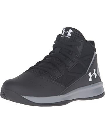 47e549381b4 Under Armour Kids  Boys  Pre School Jet Mid Basketball Shoe