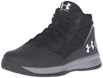black and gray under armour shoes