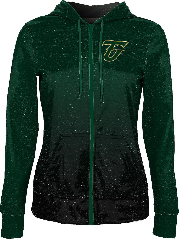 Ombre ProSphere Tiffin University Girls Zipper Hoodie School Spirit Sweatshirt