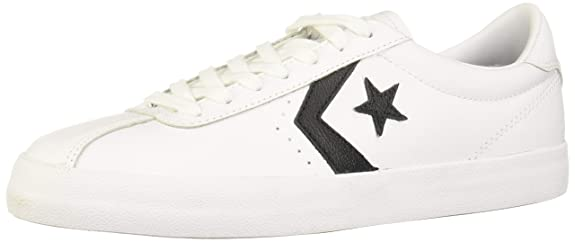 Amazon.com | Converse Breakpoint OX Unisex Adults Low-Top Sneakers White | Fashion Sneakers