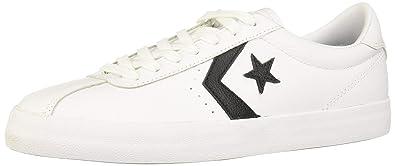 Converse Breakpoint OX White, Zapatillas Unisex Adulto, Blanco 102, 35.5 EU