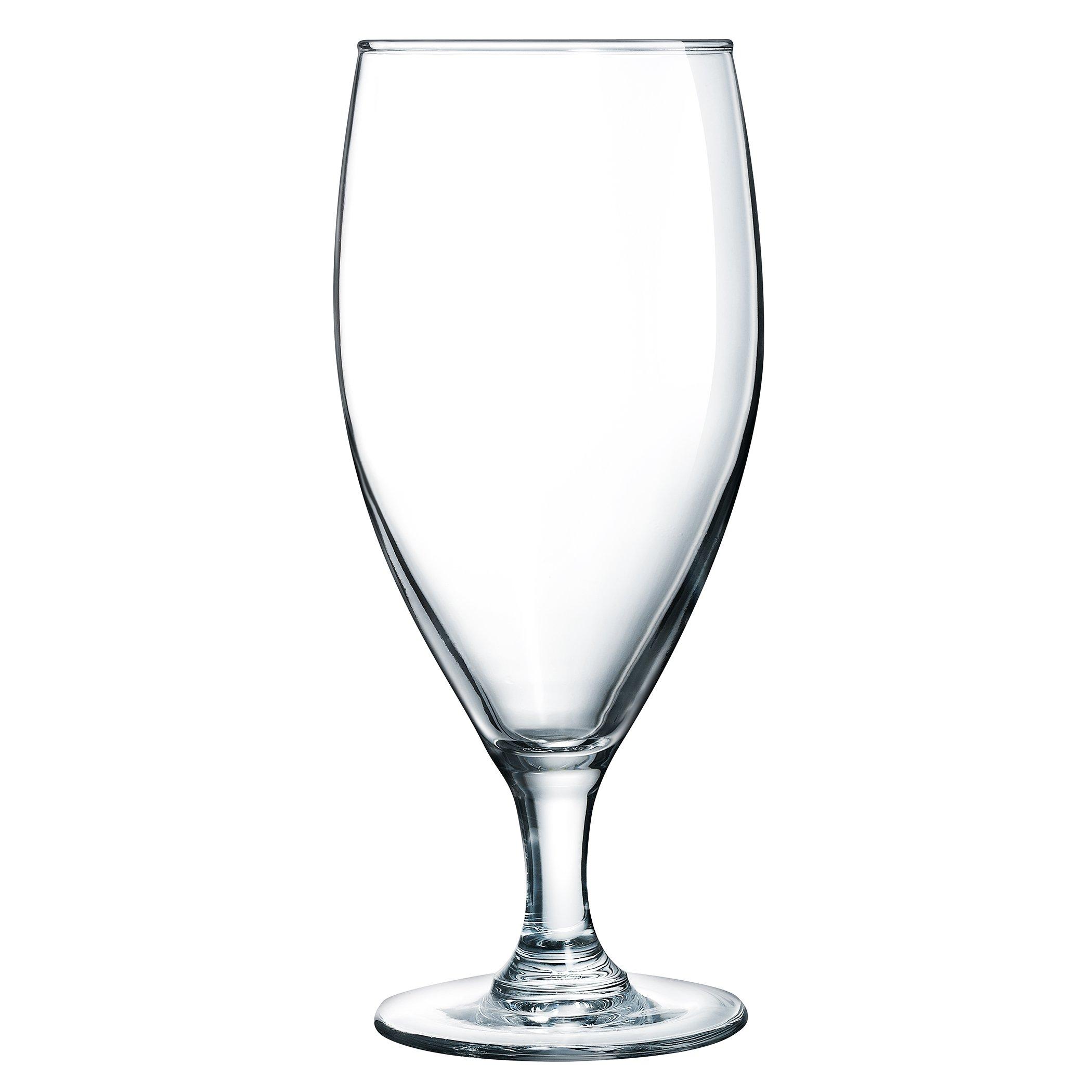 Luminarc ARC International Atlas Iced Beverage (Set of 4), 16.5 oz, Clear