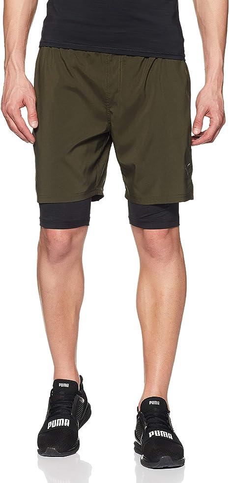 PUMA Herren Ignite 2in1 7 Shorts: : Bekleidung