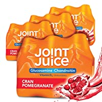 Joint Juice Glucosamine and Chondroitin Supplement, Cranberry Pomegranate, 8 fl...