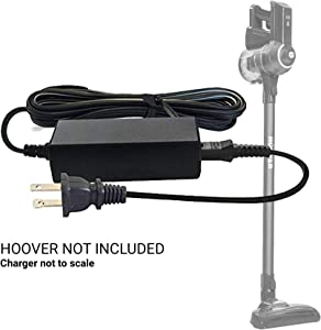 Replacement Hoover 22.2V Battery 26V Charger Adapter Power Supply Plug and Cable 440009553 for Cruise BH52210, BH52210PC, BH52200, BH52212 (Not BH52230) Cordless Stick Vacuum Cleaner