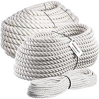 Seilwerk STANKE 10 m Cuerda de algodón 8