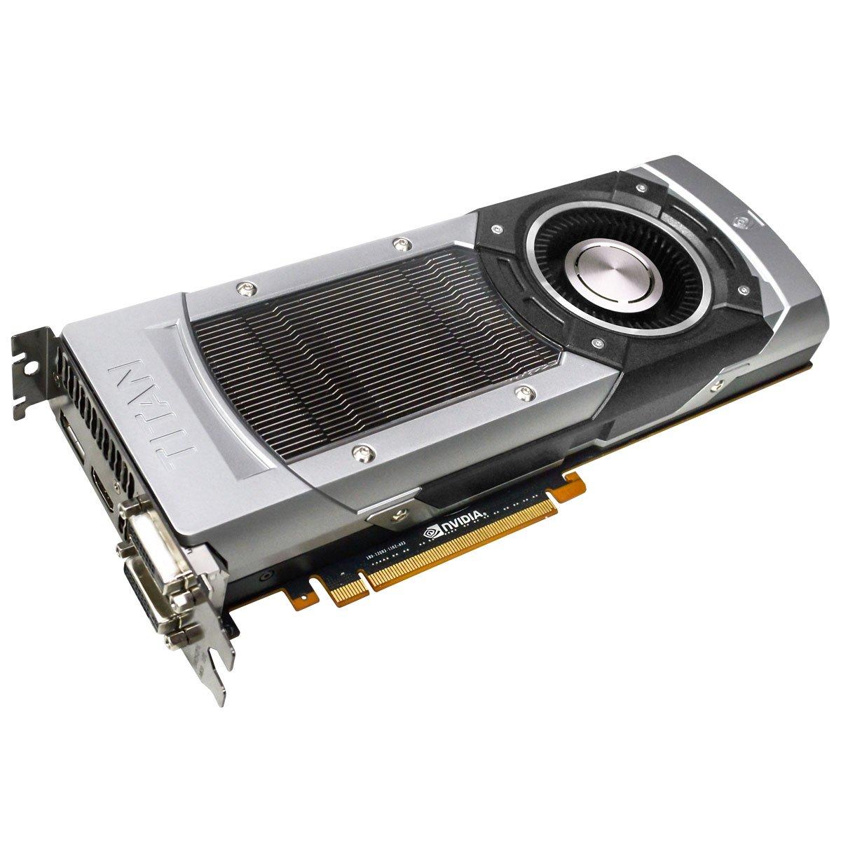 EVGA 06G-P4-2793-KR - Tarjeta gráfica (GeForce GTX TITAN ...