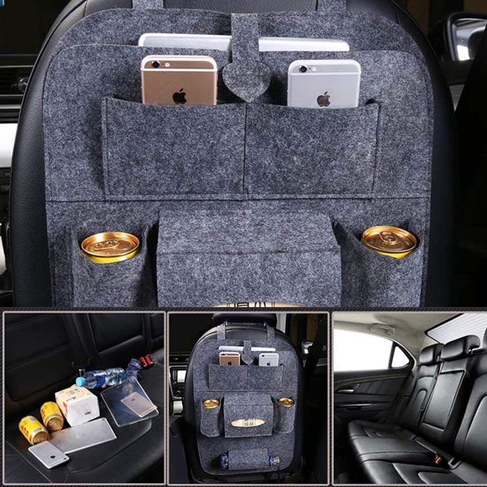 Oyamihin Accessori Auto Scatola di immagazzinaggio per Auto Multifunzione