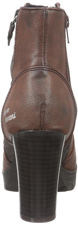 bruno banani Damen Stiefelette Combat Boots  Amazon.de  Schuhe   Handtaschen a2e4411993