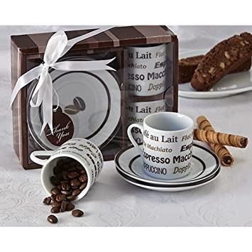 1a2939707e8 Image Unavailable. Image not available for. Color  Euro Cafe Espresso  Coffee Cup Set ...