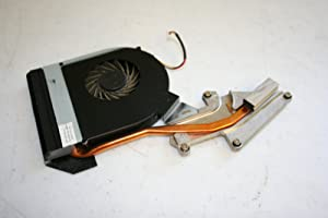 Acer Aspire 7540 60.4fx17.001 CPU Cooling Fan with Heatsink Genuine OEM Tested