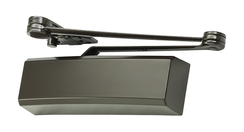 Slim line Cover Tripack arm LCN 1450 RWPA 695 TBSRT Slim Cast Aluminum Closer Dark Bronze