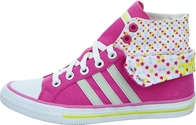 Adidas - Bbneo 3 Stripes - Color: Rosa - Size: 37.3