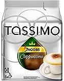 Tassimo Jacobs Krönung Cappuccino , 2er Pack (2 x 8 Portionen) - Auslaufartikel