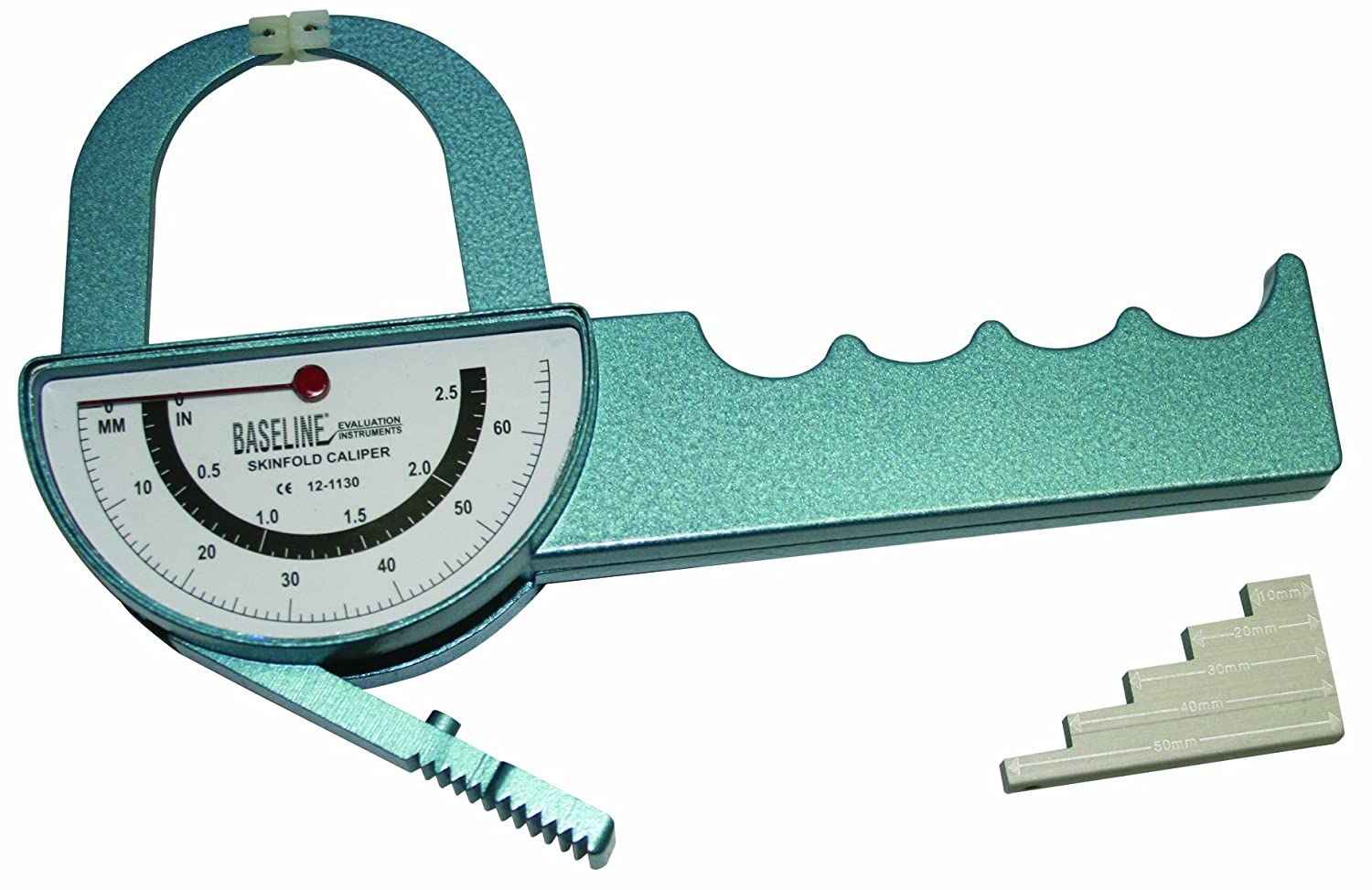 Amazon on baseline - Amazon Com Baseline 12 1130 Medical Skinfold Caliper Deluxe Dual Sided Model Industrial Scientific