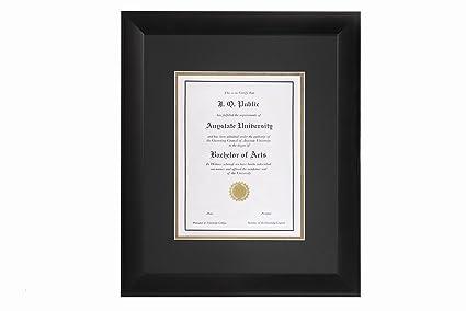 Amazon.com: Milburn Diploma Frame, 13\