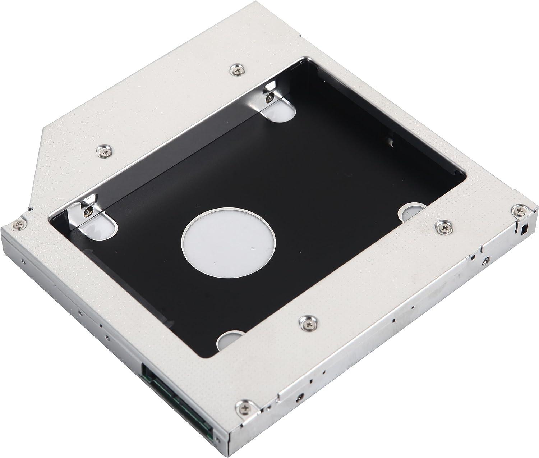 DeYoung 2 nd SATA Disco Duro HDD SSD Caddy Adaptador para Lenovo ...