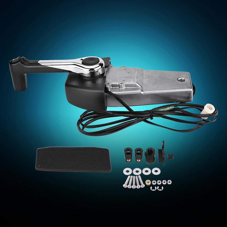 Au/ßenbordmotor Binnacle Au/ßenbordmotor Binnacle Fernbedienungsbox Montage Obere Konsolenhalterung F/ür Yamahas Console 704 Single