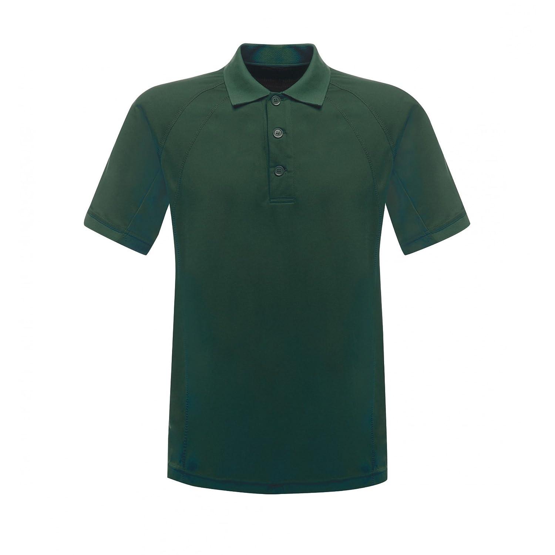 Regatta Classique pour Homme 65/35Workwear Polo - Vert - Small p1AZLnD2