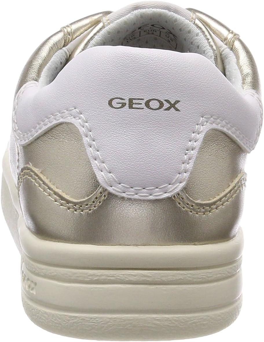 Tractor llevar a cabo garrapata  Geox J Djrock Girl A, Zapatillas para Niñas: Amazon.es: Zapatos y  complementos
