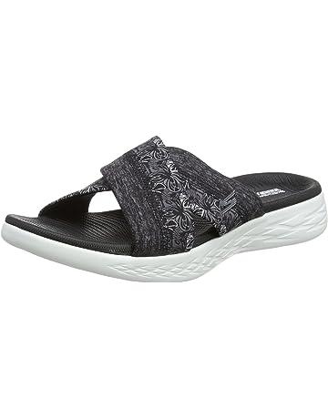 6941aada01 Skechers Women 15306 Platform Sandals